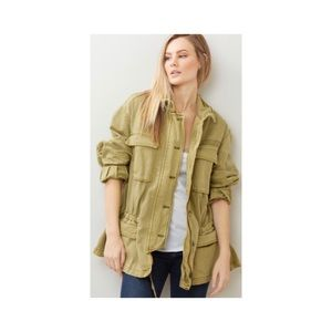 Free People Seize The Day Medium Jacket